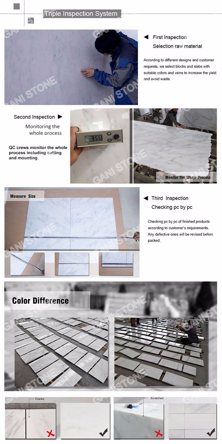 Marble Tiles Triple Inspection System